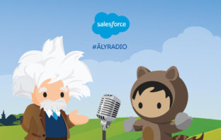 älyradio podcast salesforce anna salmi