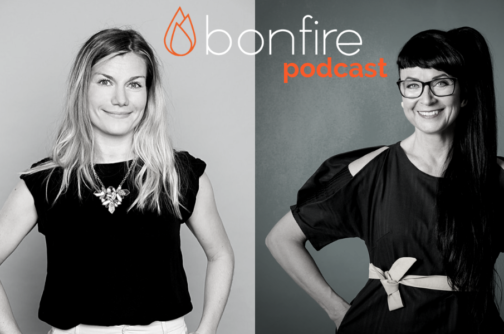 Bonfire podcast Tiimiäly