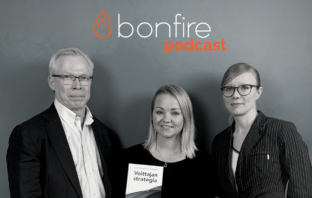 Bonfire-podcast Voittajan strategia